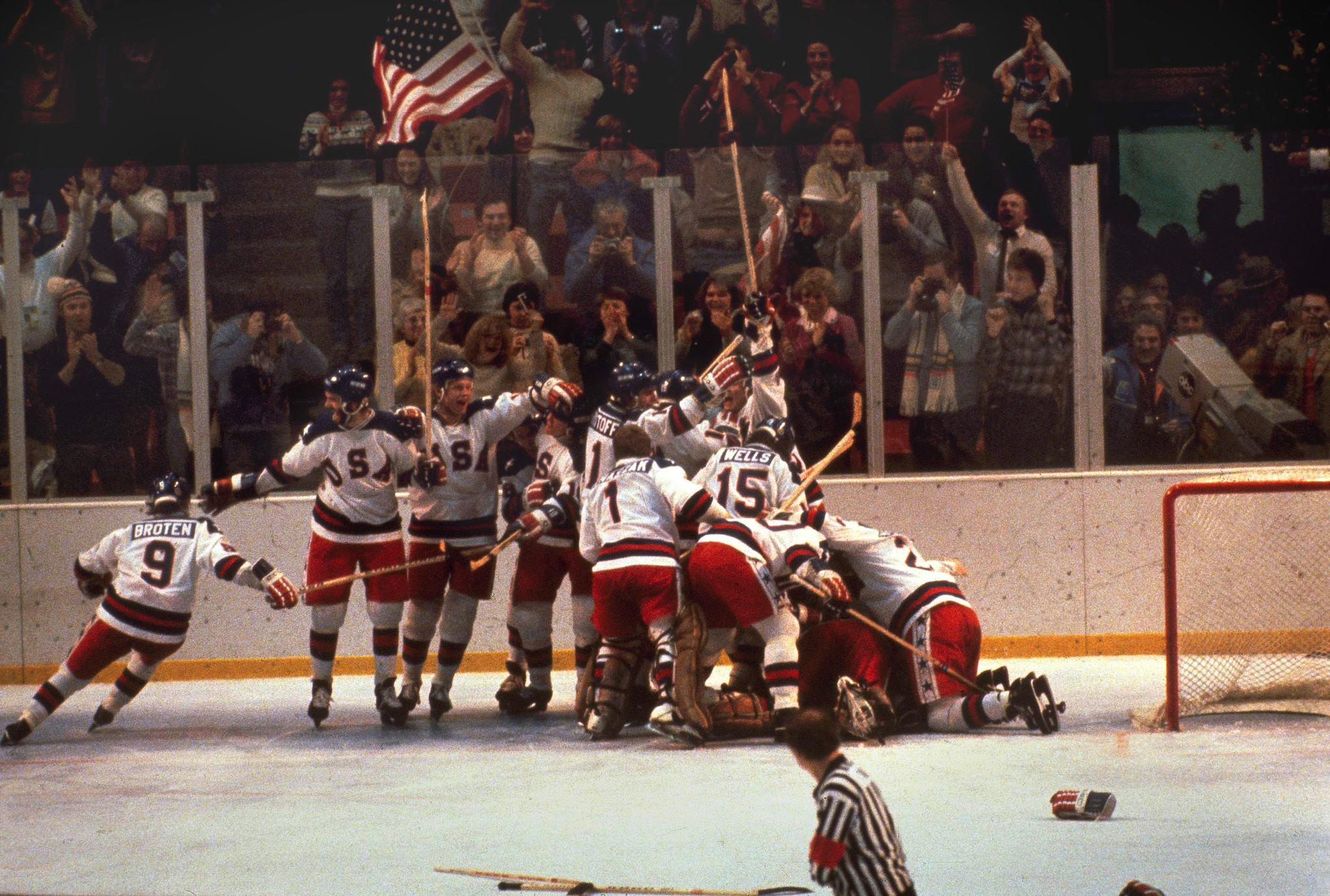 Ice Hockey - Men gold medal game