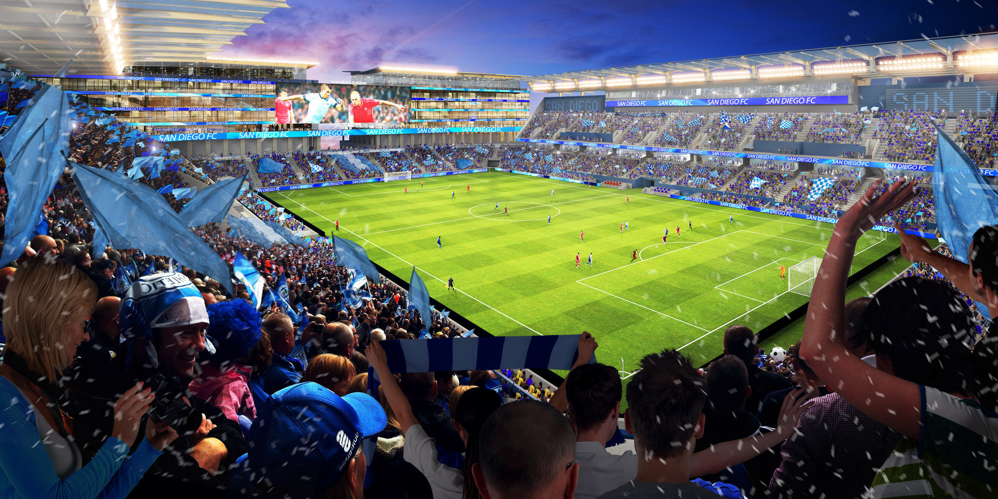 1b Soccer Redevelopment Initiative Announced For Q Site