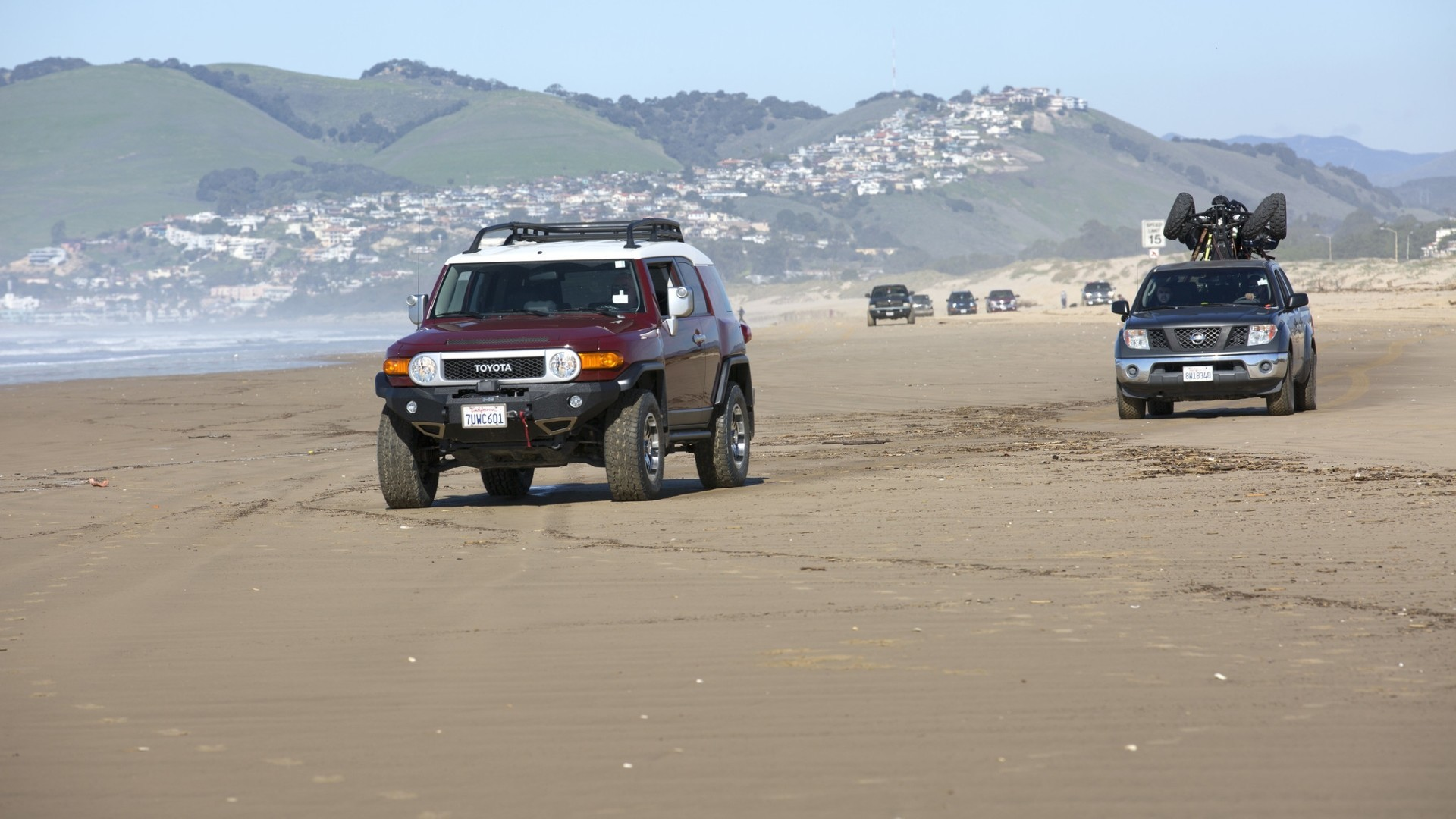 Off Roading Near Me >> State agencies feud over off-roading along seaside dunes - LA Times