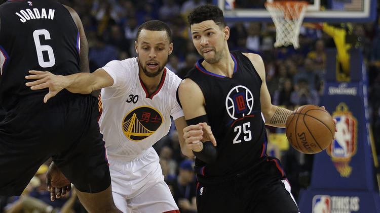 Stephen Curry, Austin Rivers