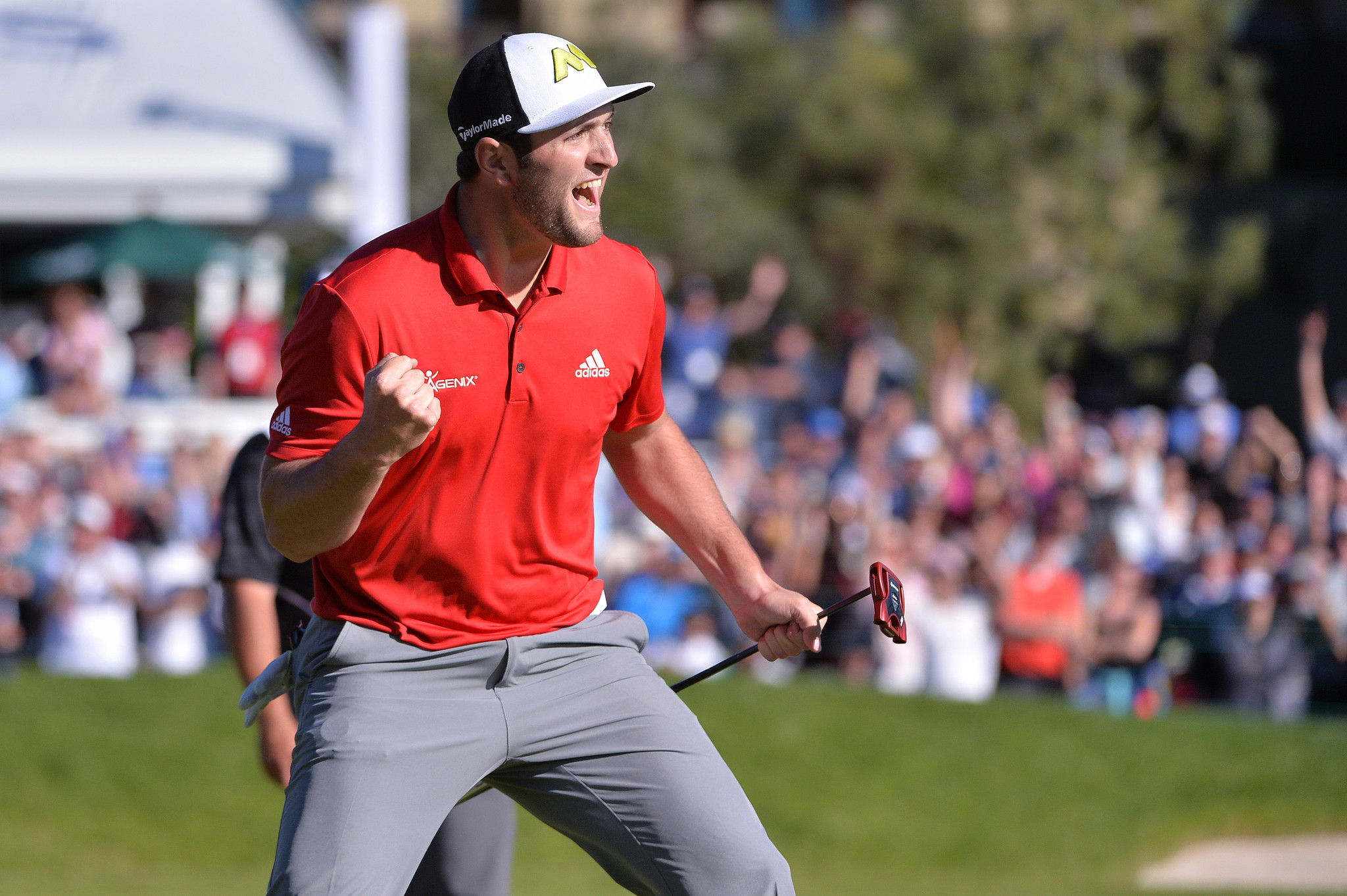 Eagles land Rahm in Farmers winners' circle