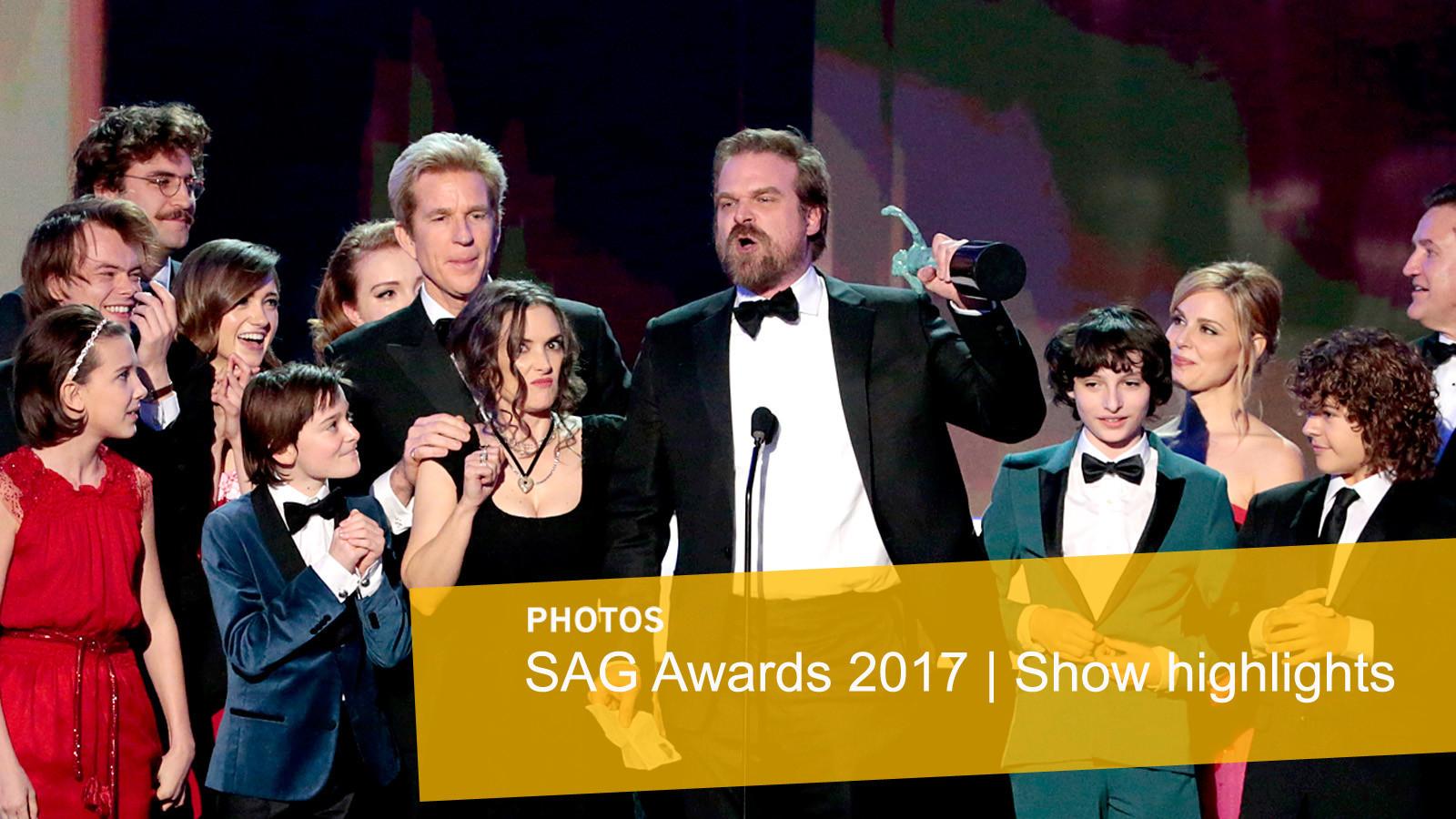 2017 SAG Awards show highlights - LA Times