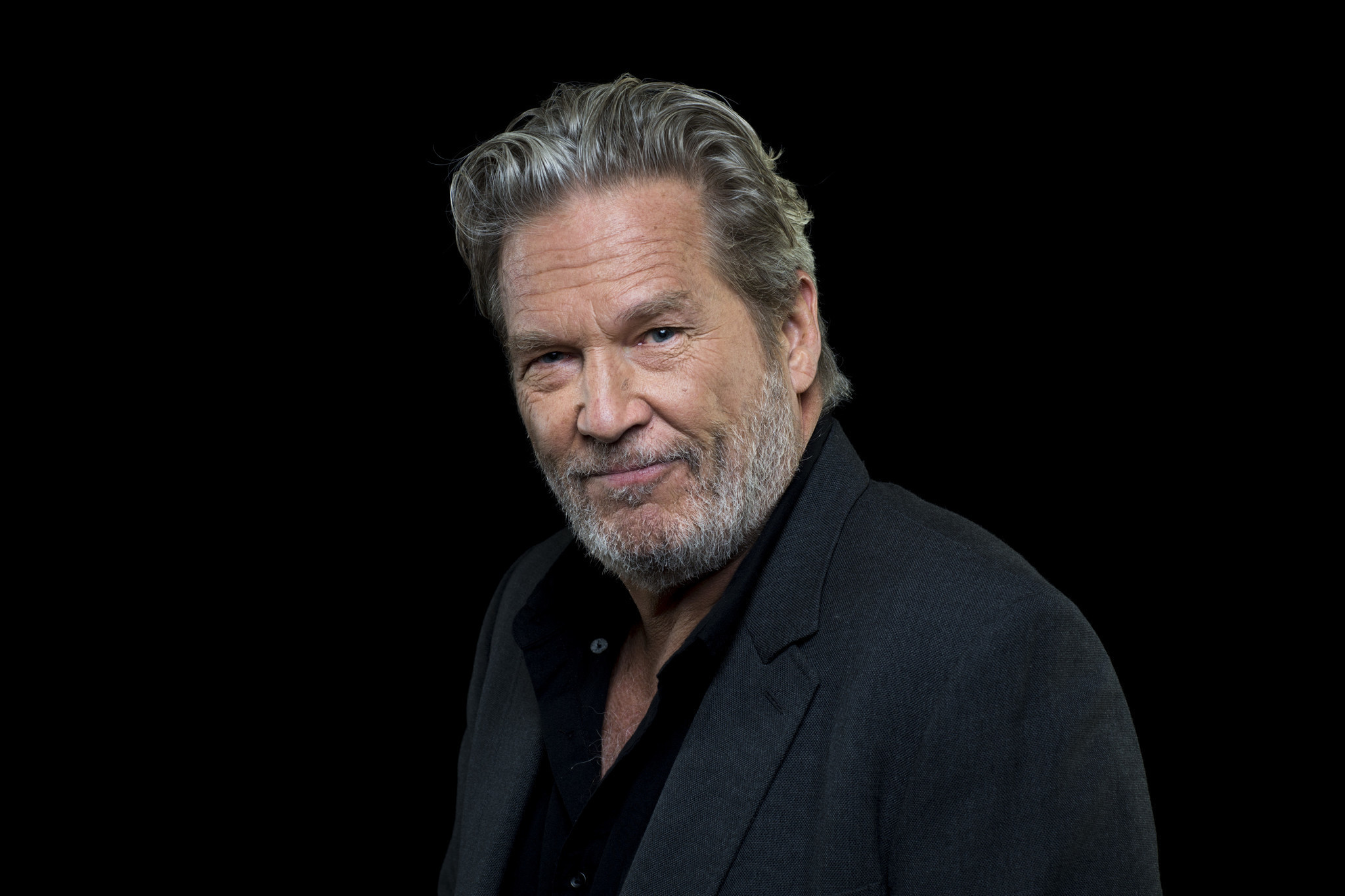 Jeff Bridges is an act...