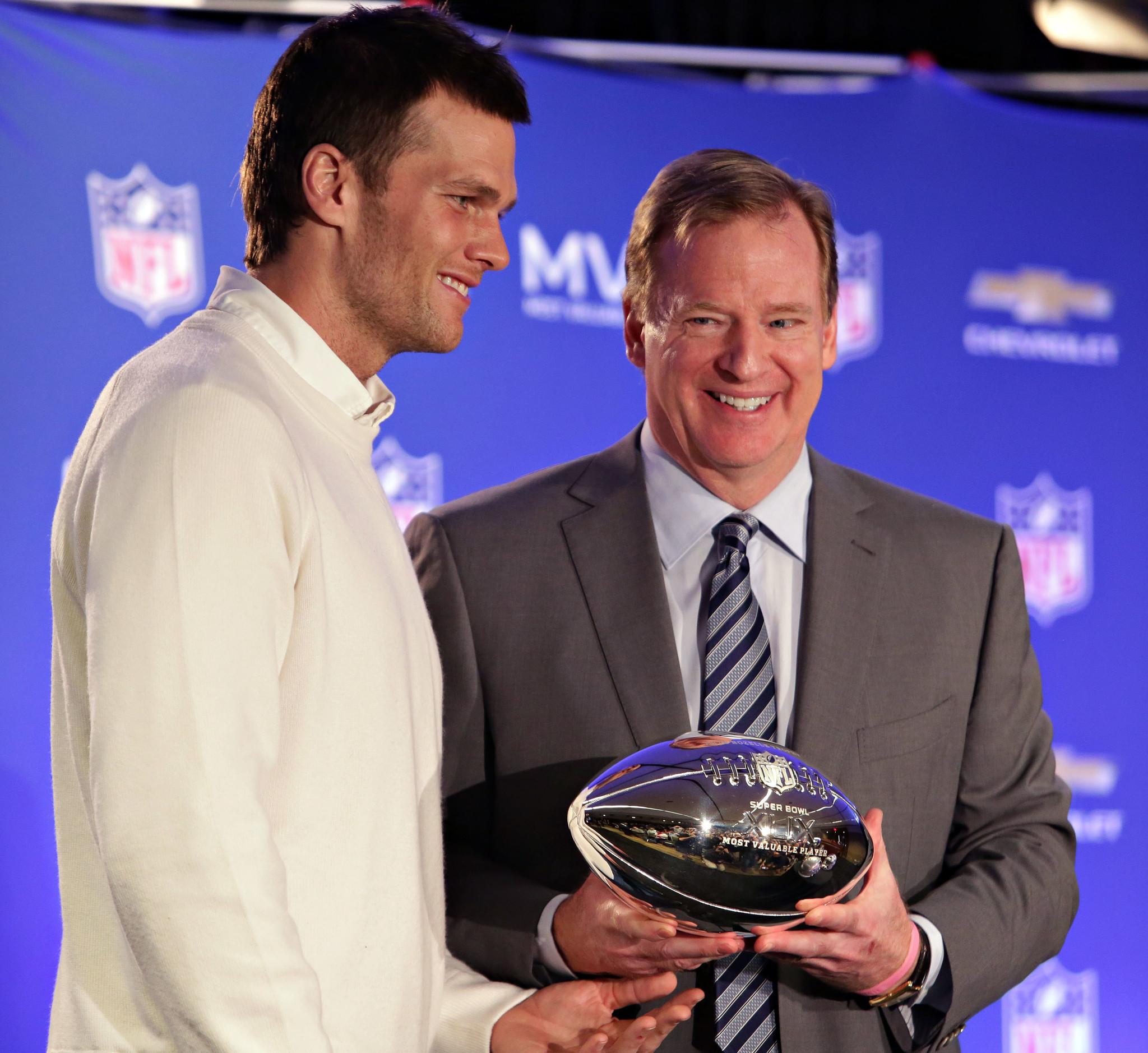 10 Super Bowl LI storylines: Tom Brady vs. Roger Goodell and things that really matter