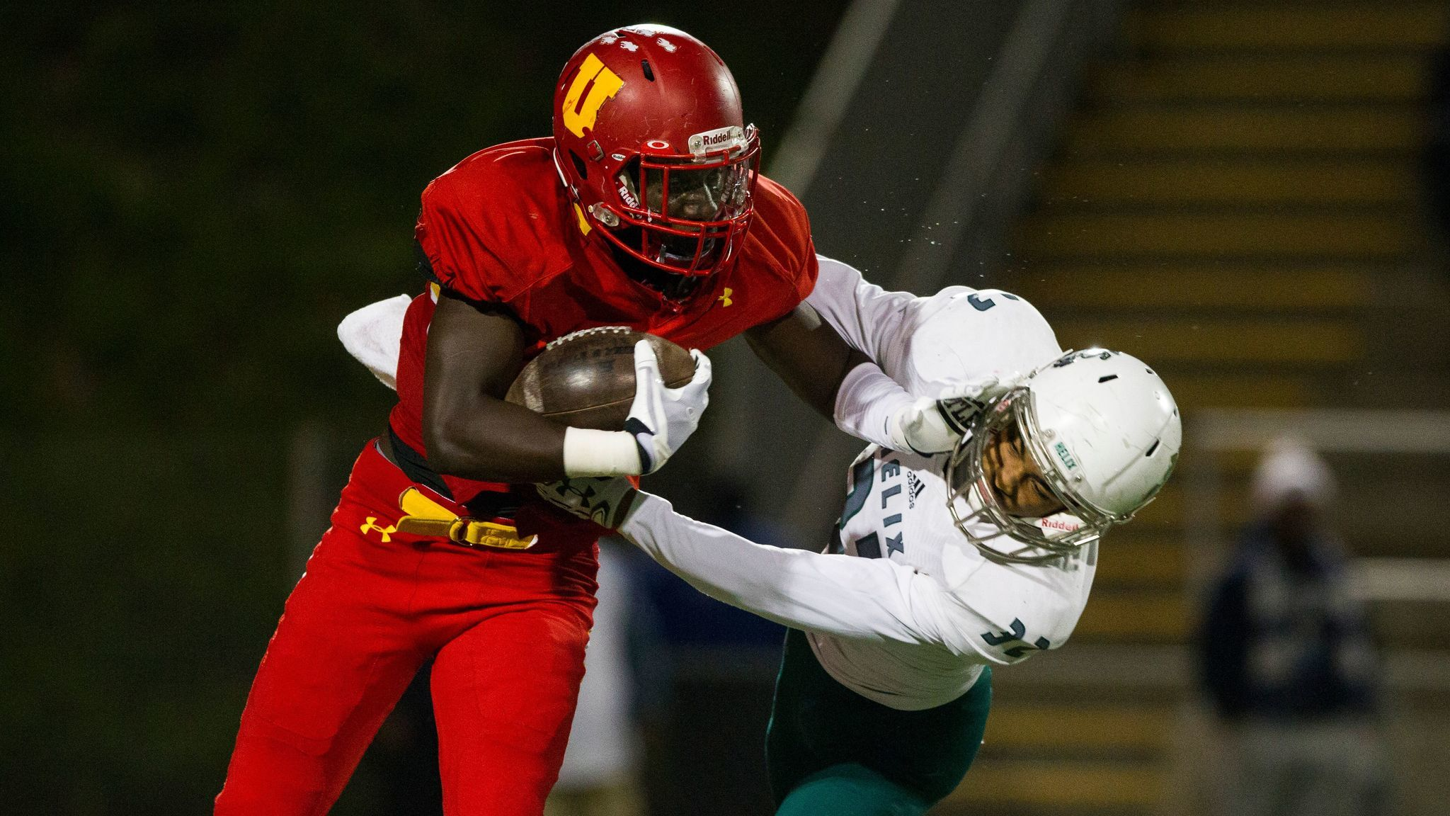 Cathedral Catholic senior Jordan Genmark Heath initially committed to Cal but later accepted a scholarship offer to Notre Dame.