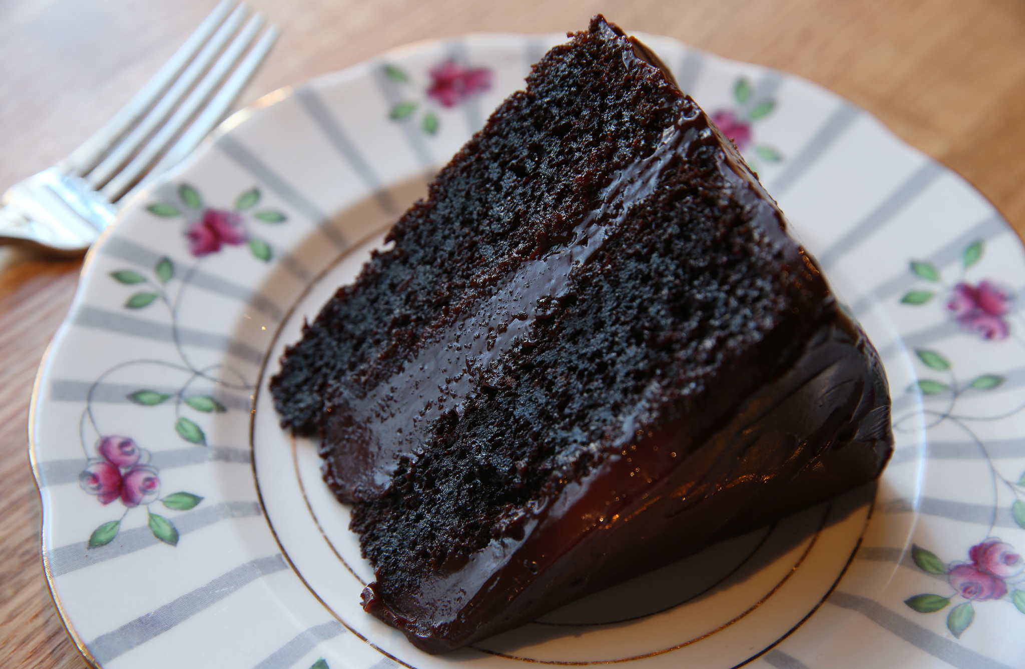 Dos Urban Cantina Chocolate Cake