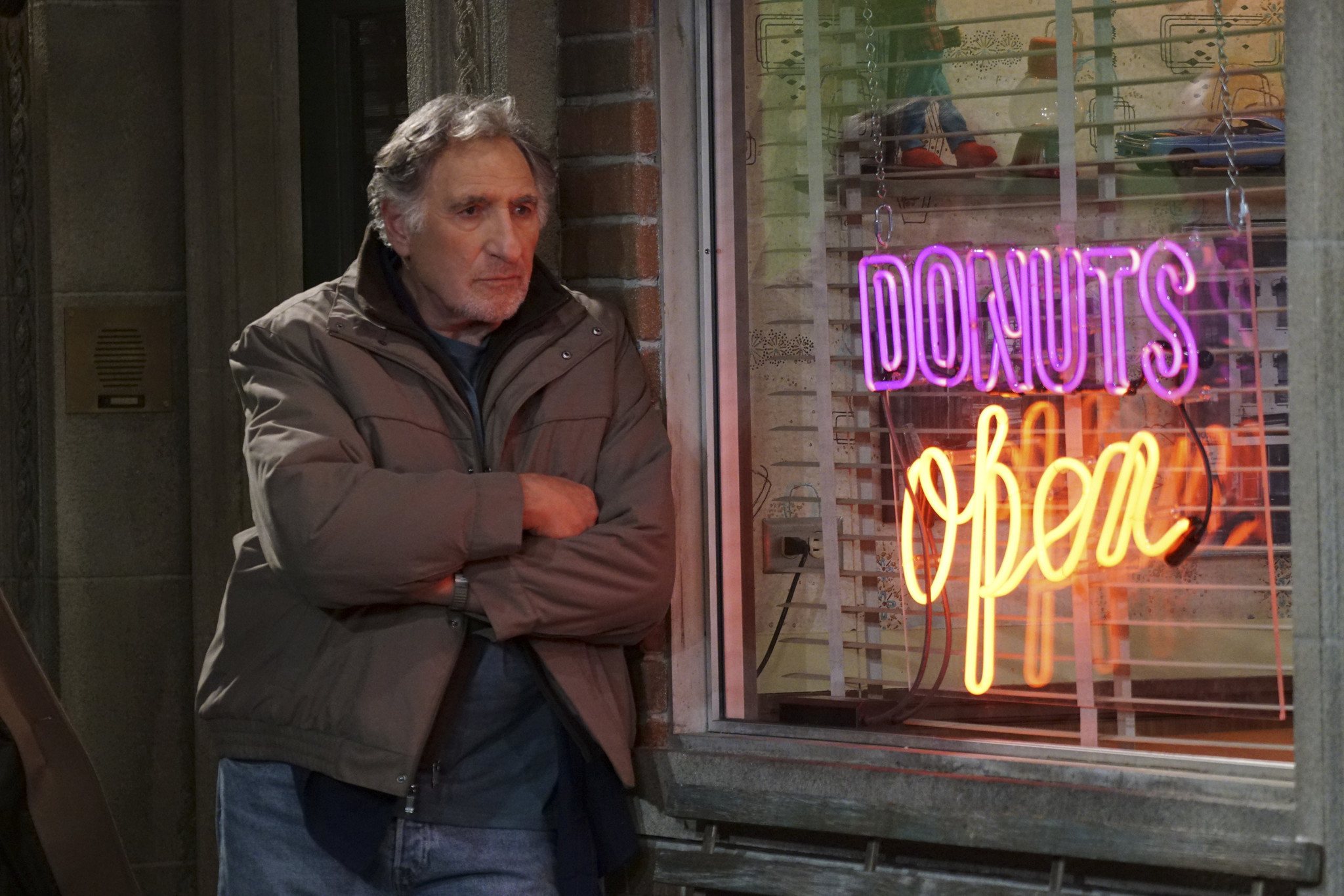 Image result for judd hirsch superior donuts