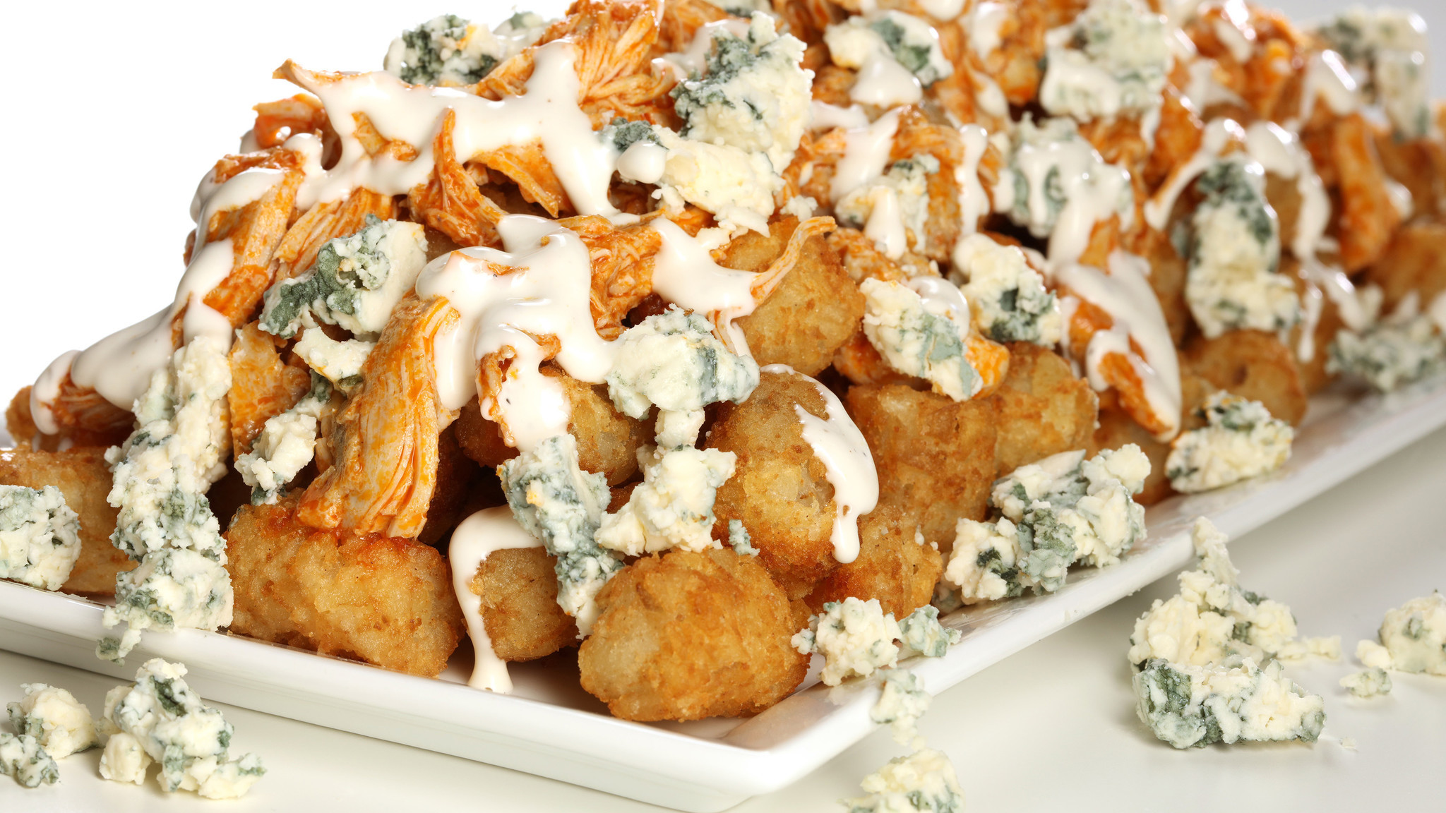 Super Bowl snack idea: Use Tater Tots to make waffles, nachos and poutine