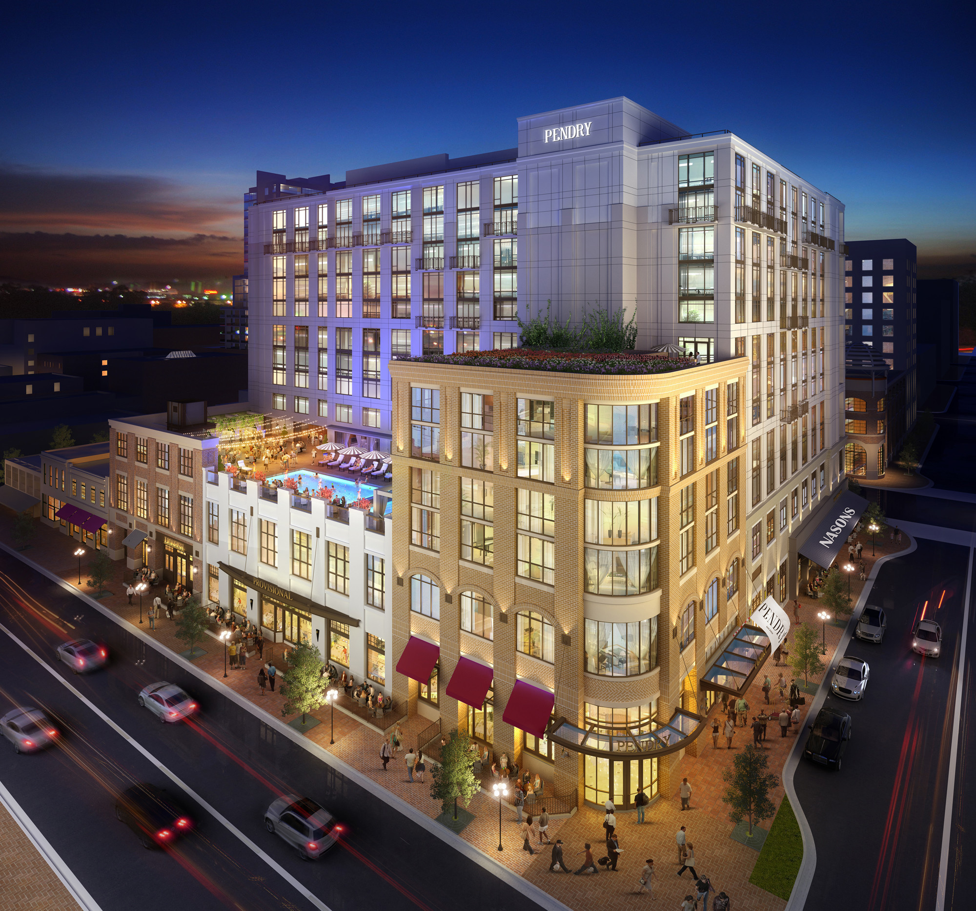 Hotel Building Boom Continues In Southern California The San Go Union Tribune