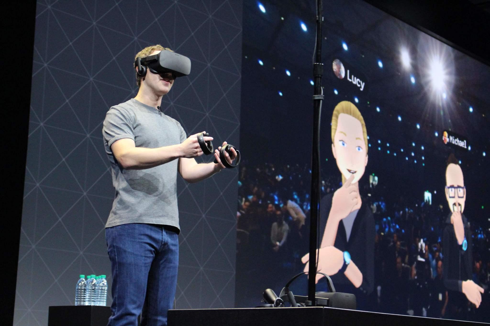 Facebook Buys Oculus Rift Virtual Reality Manufacturer