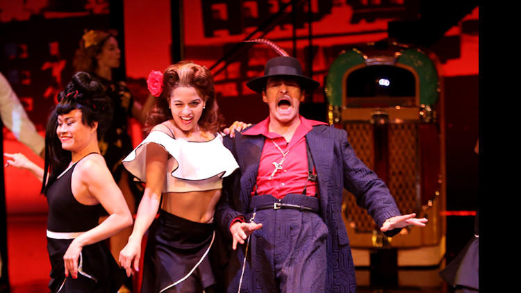 'Zoot Suit' at the Mark Taper Forum