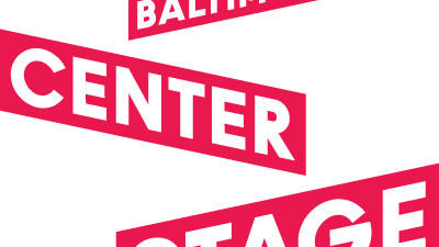 New logo for Baltimore Center Stage.