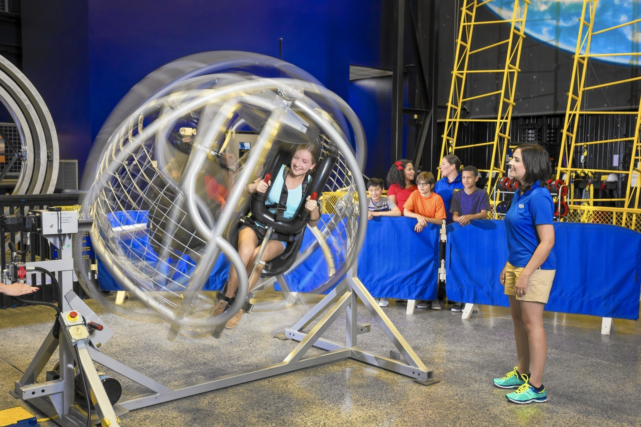 Kids can have a blast at Kennedy Space Center camp ...