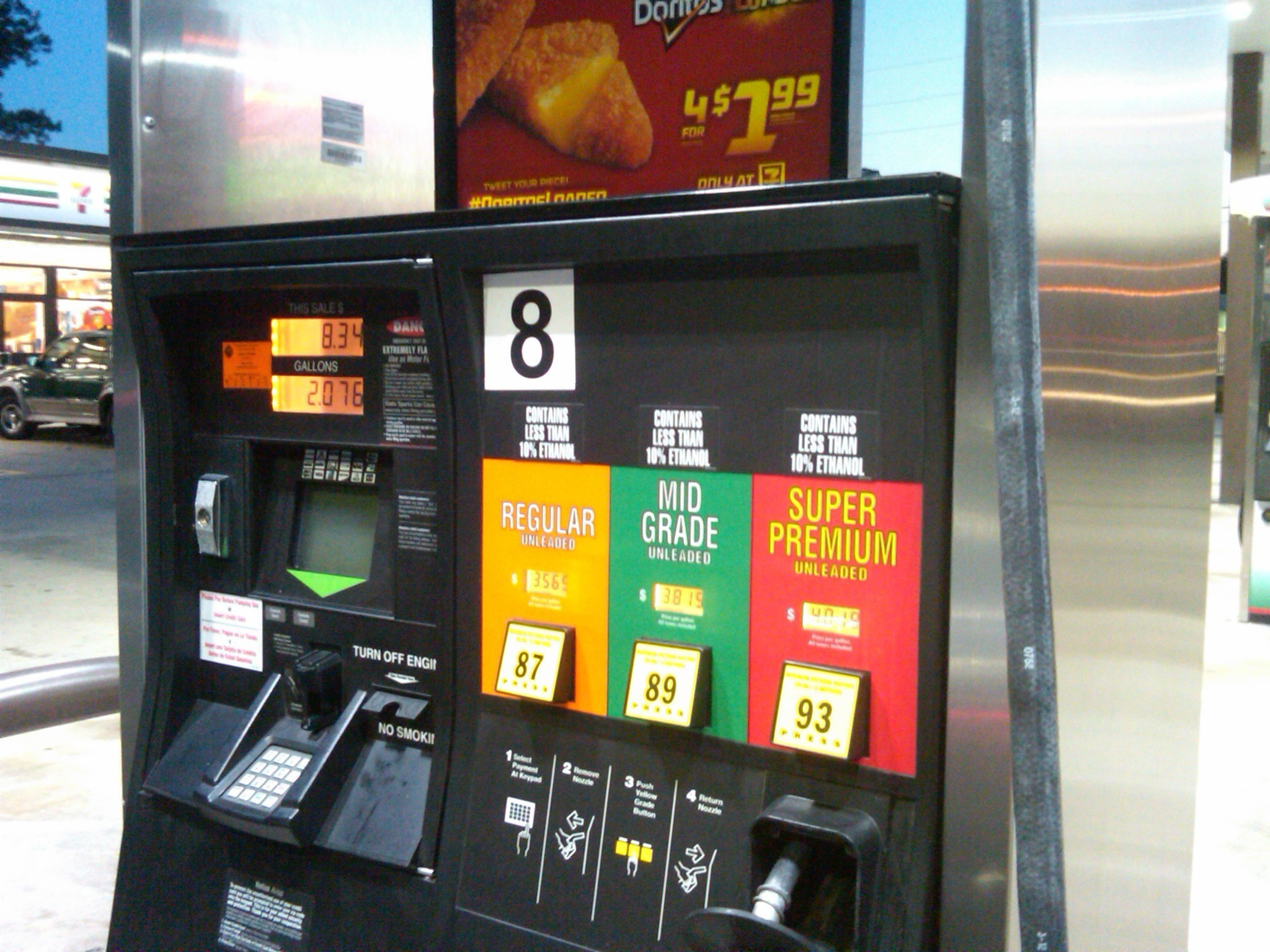 gas pump card skimmer investigation continues in west hartford
