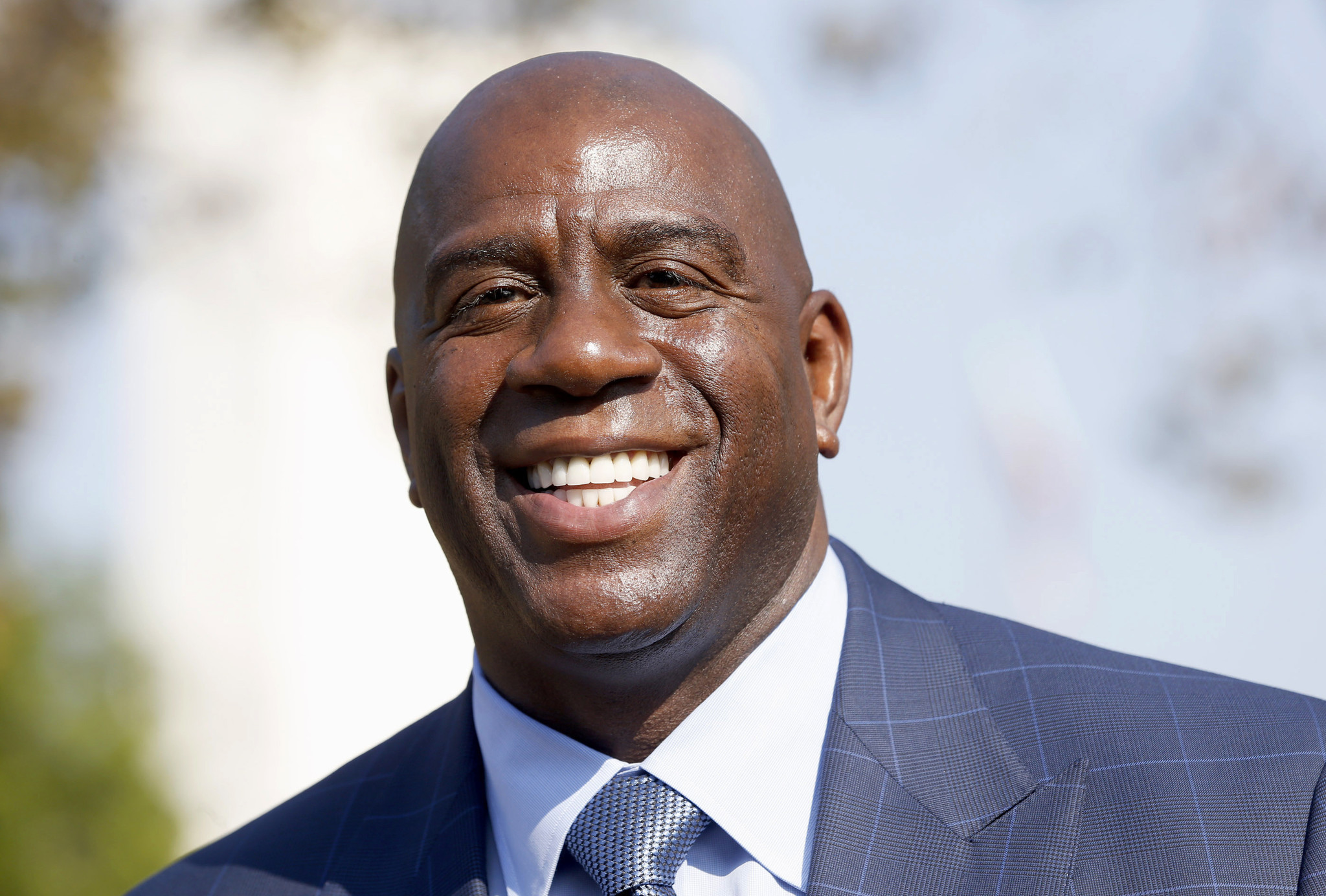 Lakers hire Magic Johnson to advise ownership LA Times
