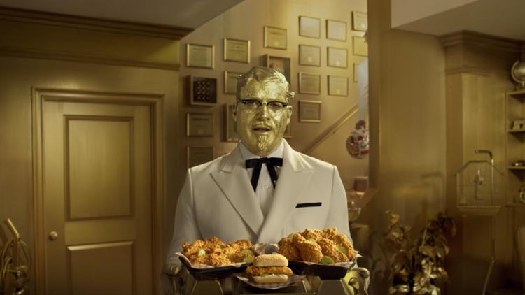 Video: KFC Georgia Gold Super Bowl ad