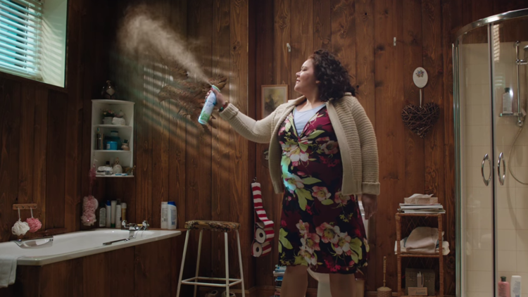 Video: Febreze Super Bowl ad