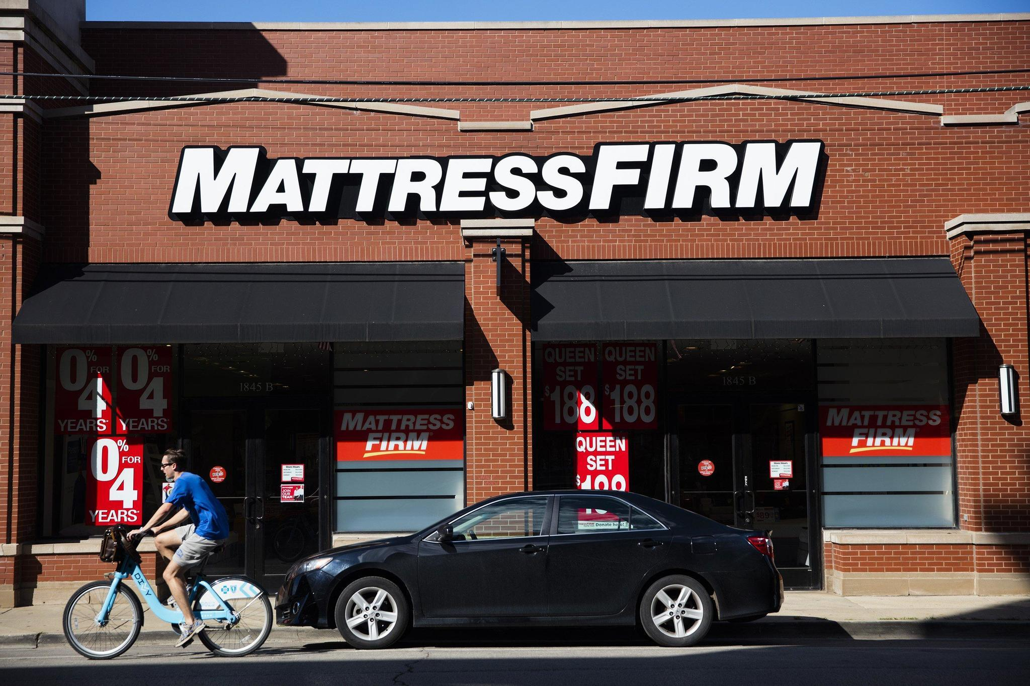 sold rival sleepy sleepys mattress firm for s to