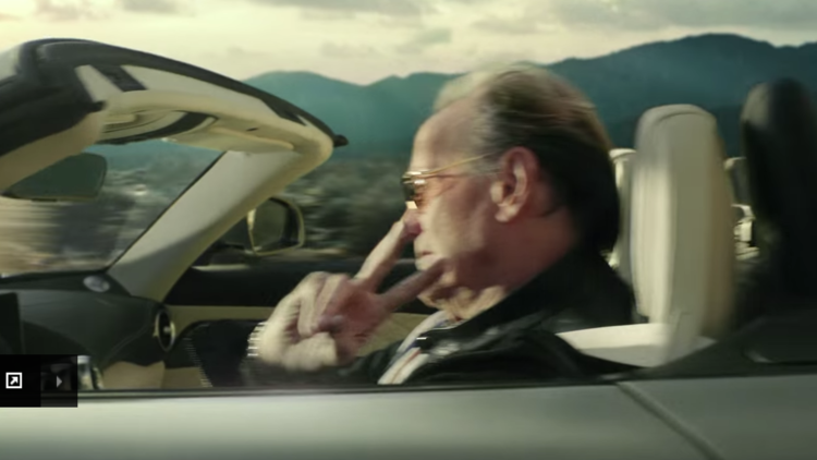 Video: Mercedes-AMG GT Roadster Super Bowl ad