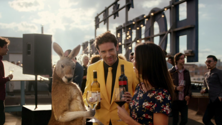 Video: Yellow Tail Super Bowl ad