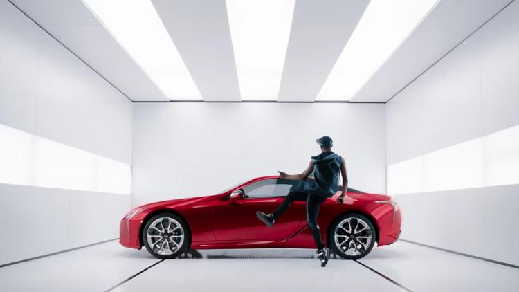 Video: Lexus LC Super Bowl ad