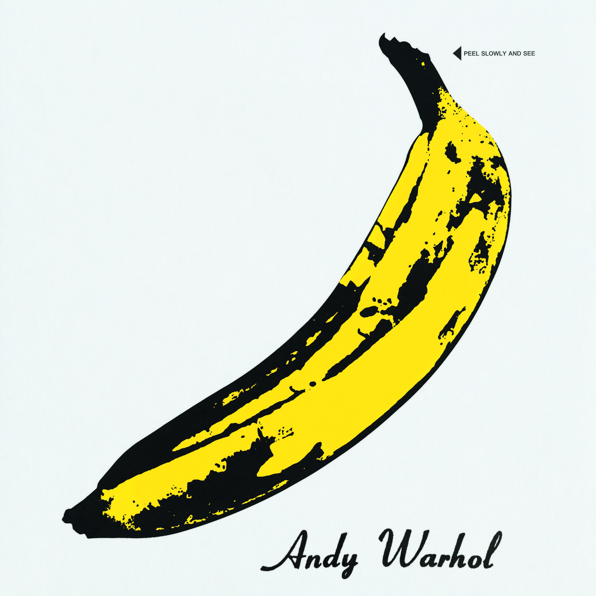 Andy Warhol for the Velvet Underground and Nico, 1967