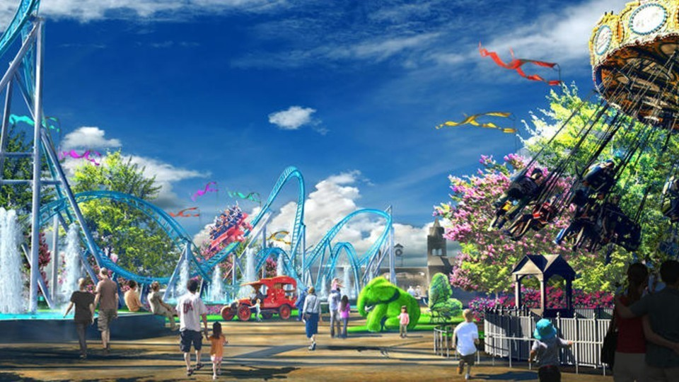 Alabama theme park fills a void for Southern thrill seekers