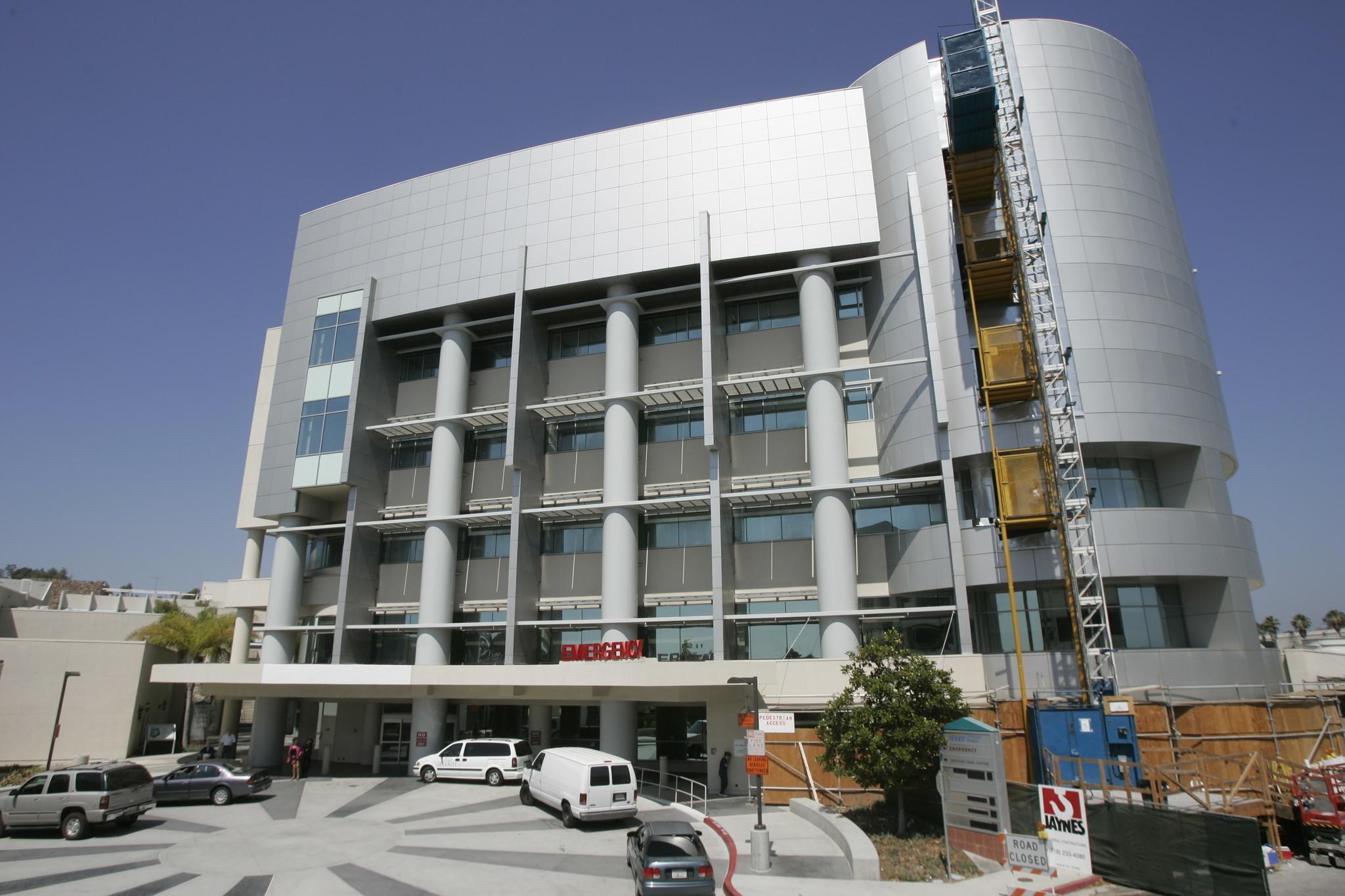 Doctor sues Sharp Grossmont alleging retaliation for safety ...