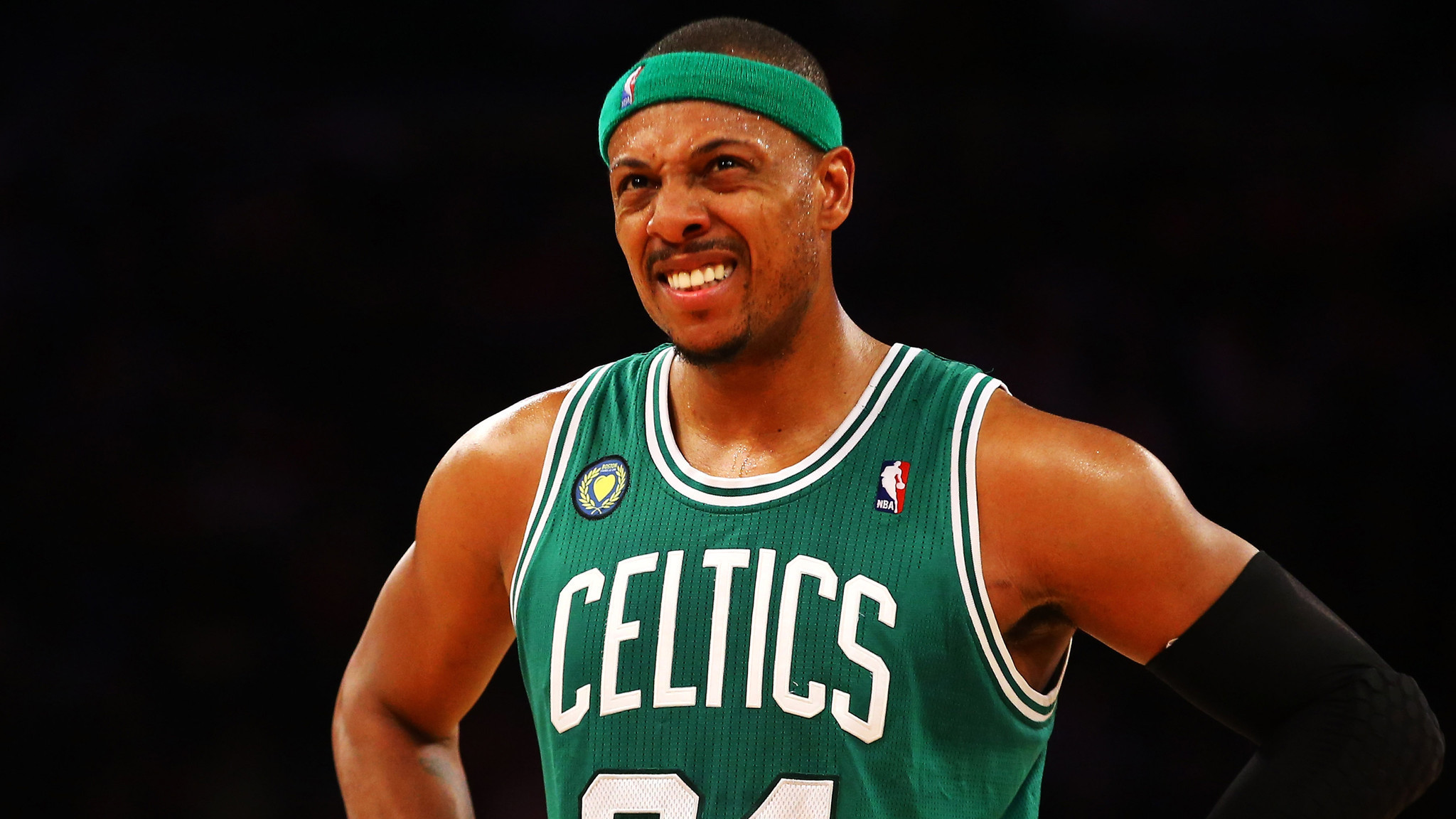 Clippers' Paul Pierce braces himself for what figures to ...