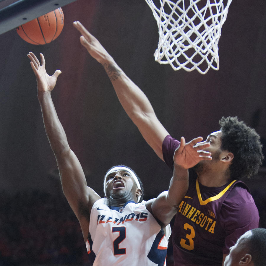 Minnesota 68, Illinois 59