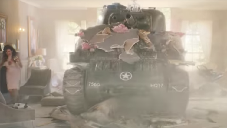 """World of Tanks 2017 Super Bowl commercial 