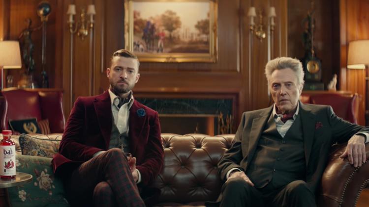 Bai 2017 Super Bowl Ad - Starring Justin Timberlake & Christopher Walken