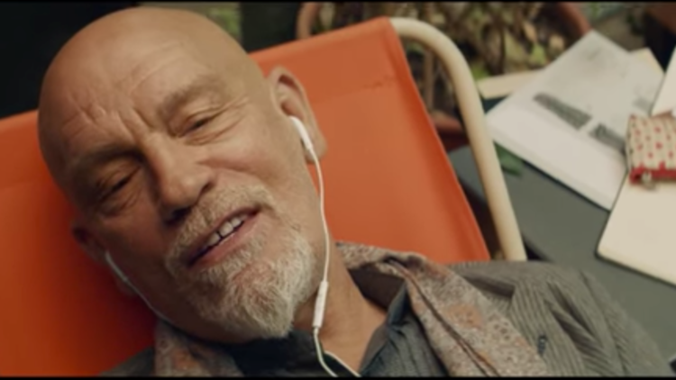 Squarespace, John Malkovich Super Bowl ad