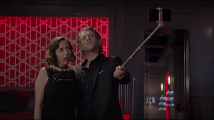 T-Mobile Super Bowl ad with Kristen Schaal | Punished