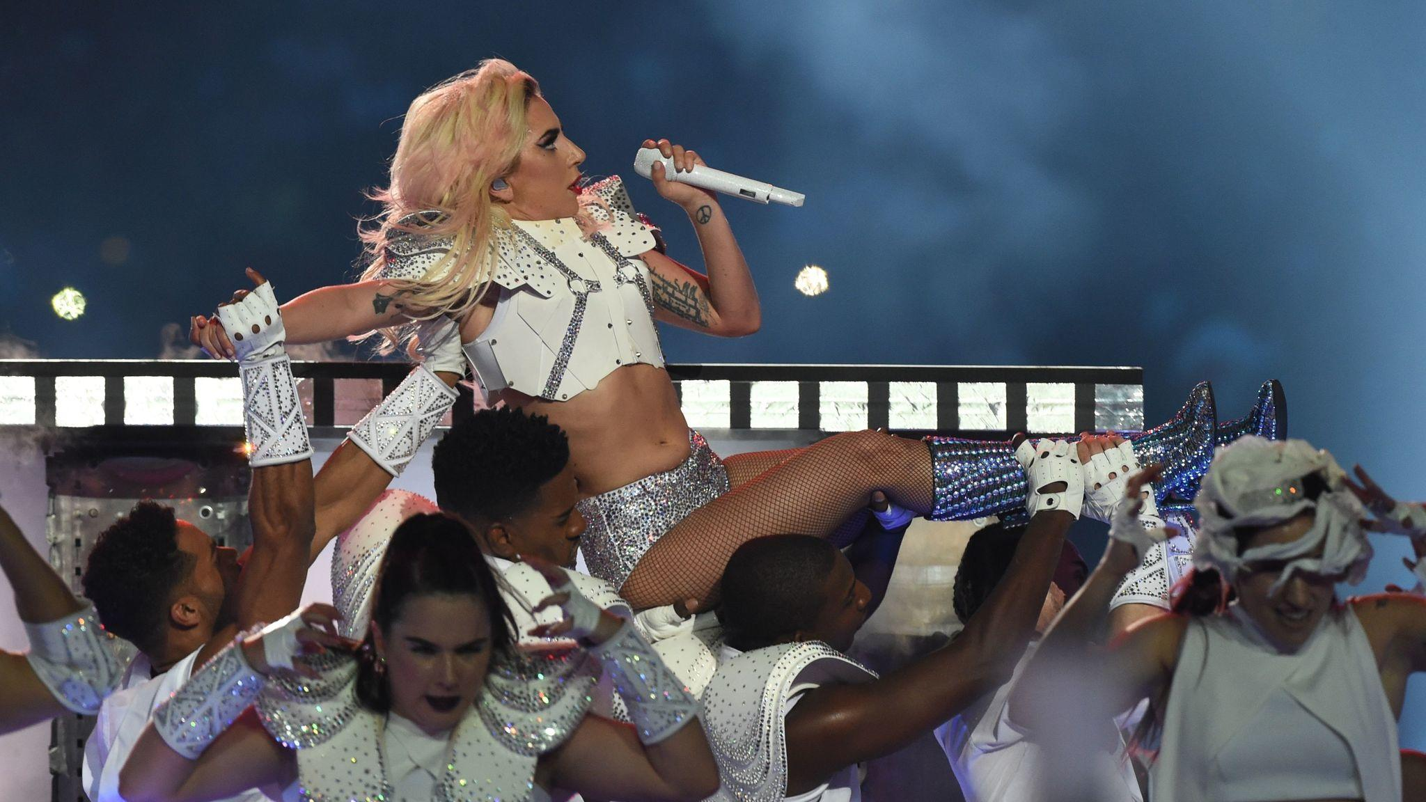 Lady Gaga (Timothy A. Clary / AFP/Getty Images)