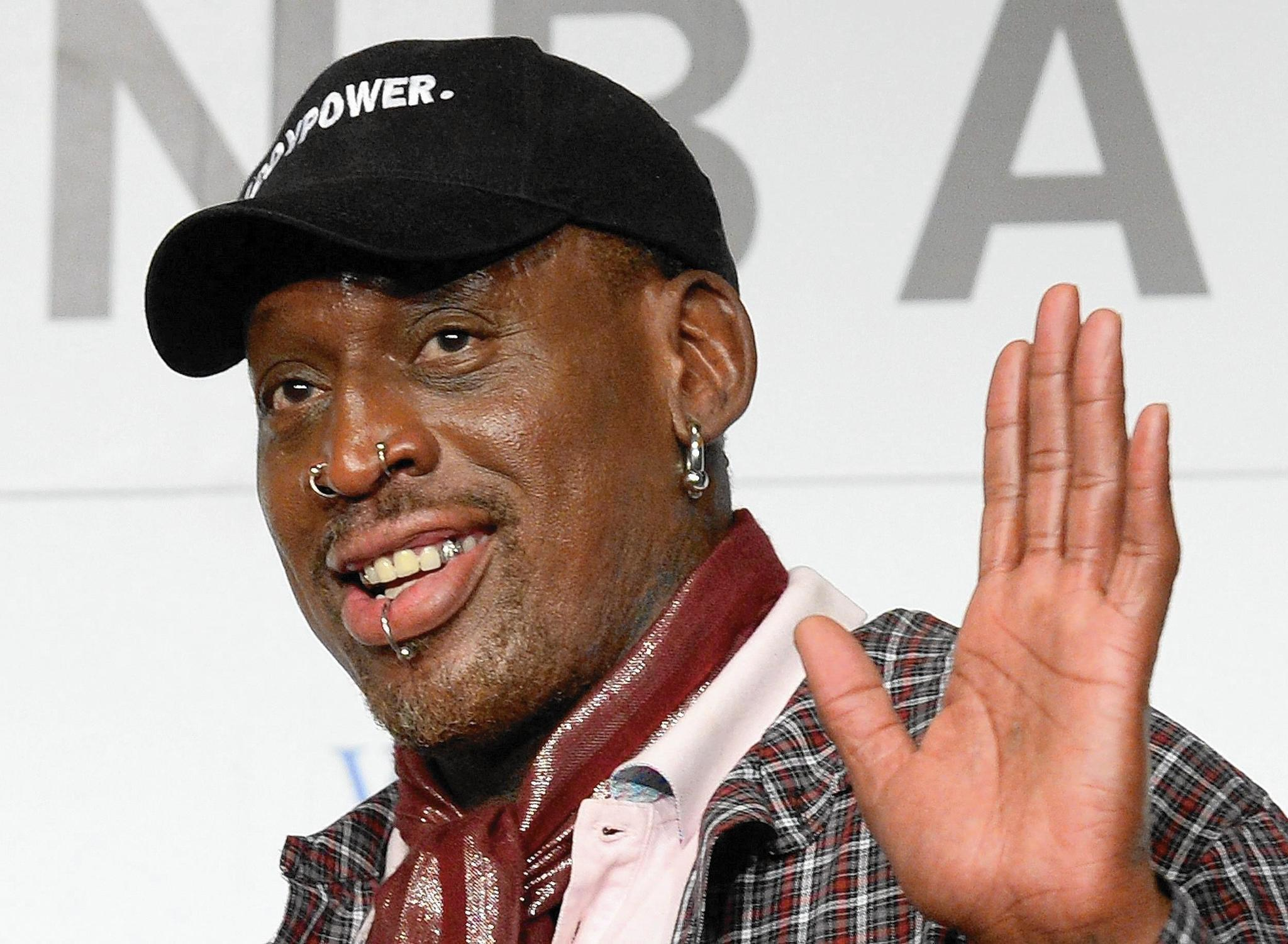 Ex NBA star Dennis Rodman pleads guilty to misdemeanors in