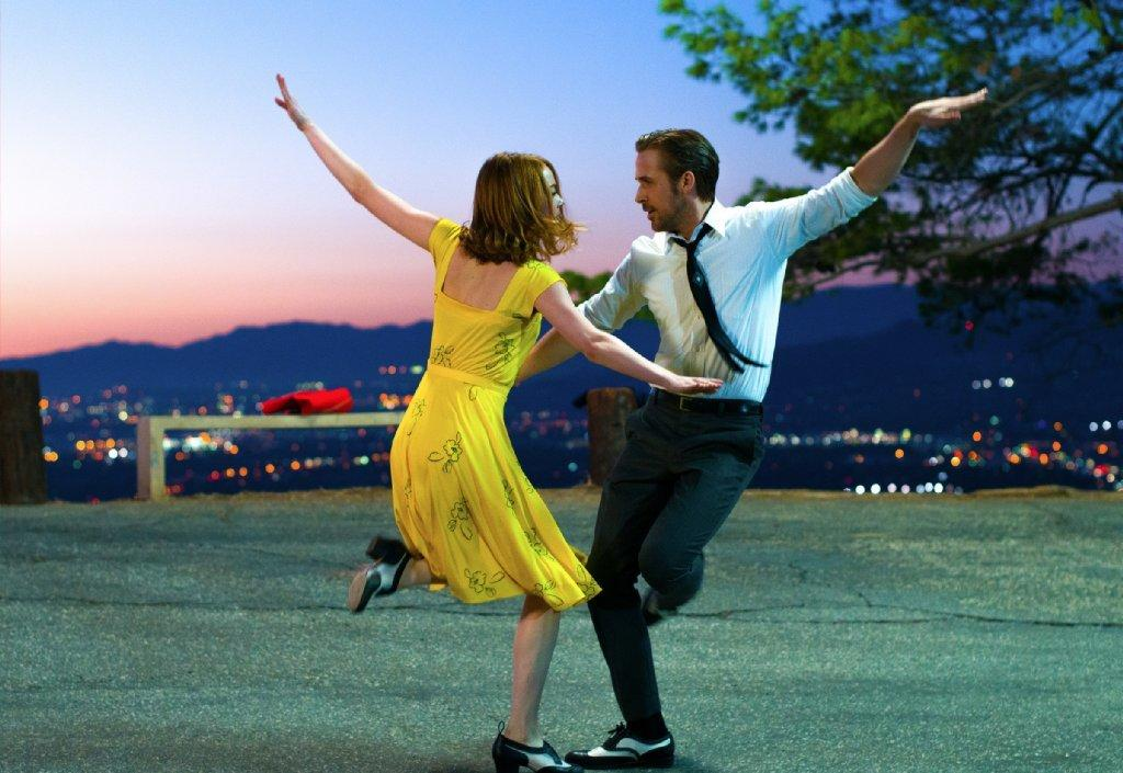 """La La Land in Concert: A Live-to-Film Celebration"" will premiere at the Hollywood Bowl May 26 and 27. (Dale Robinette / Lionsgate / TNS)"