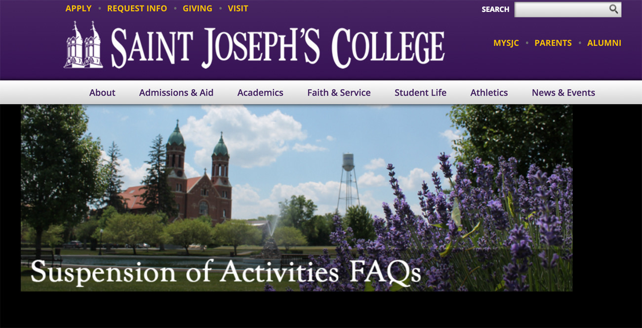 Saint joseph s college students will have to find new schools this fall chicago tribune