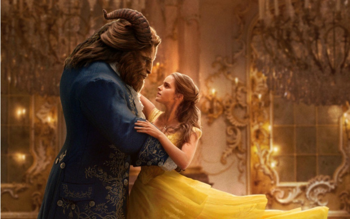 Free movie ticket to see 'Beauty and the Beast' from Neutrogena