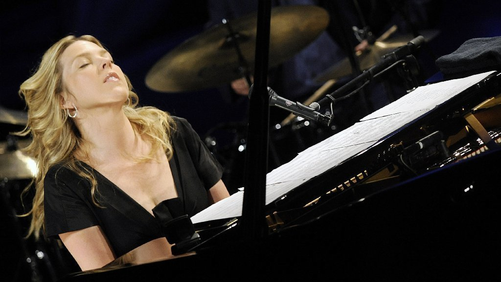 diana krall 'Turn Up The Quiet'