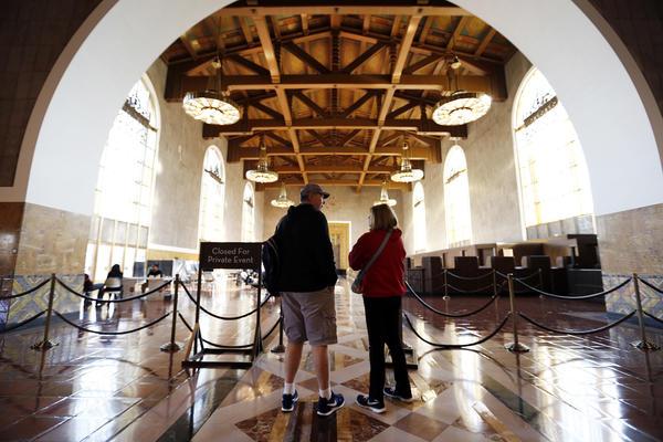 Union Station (Al Seib / Los Angeles Times)
