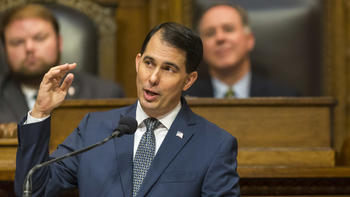 Wisconsin budget features 5 percent University of Wisconsin tuition cut