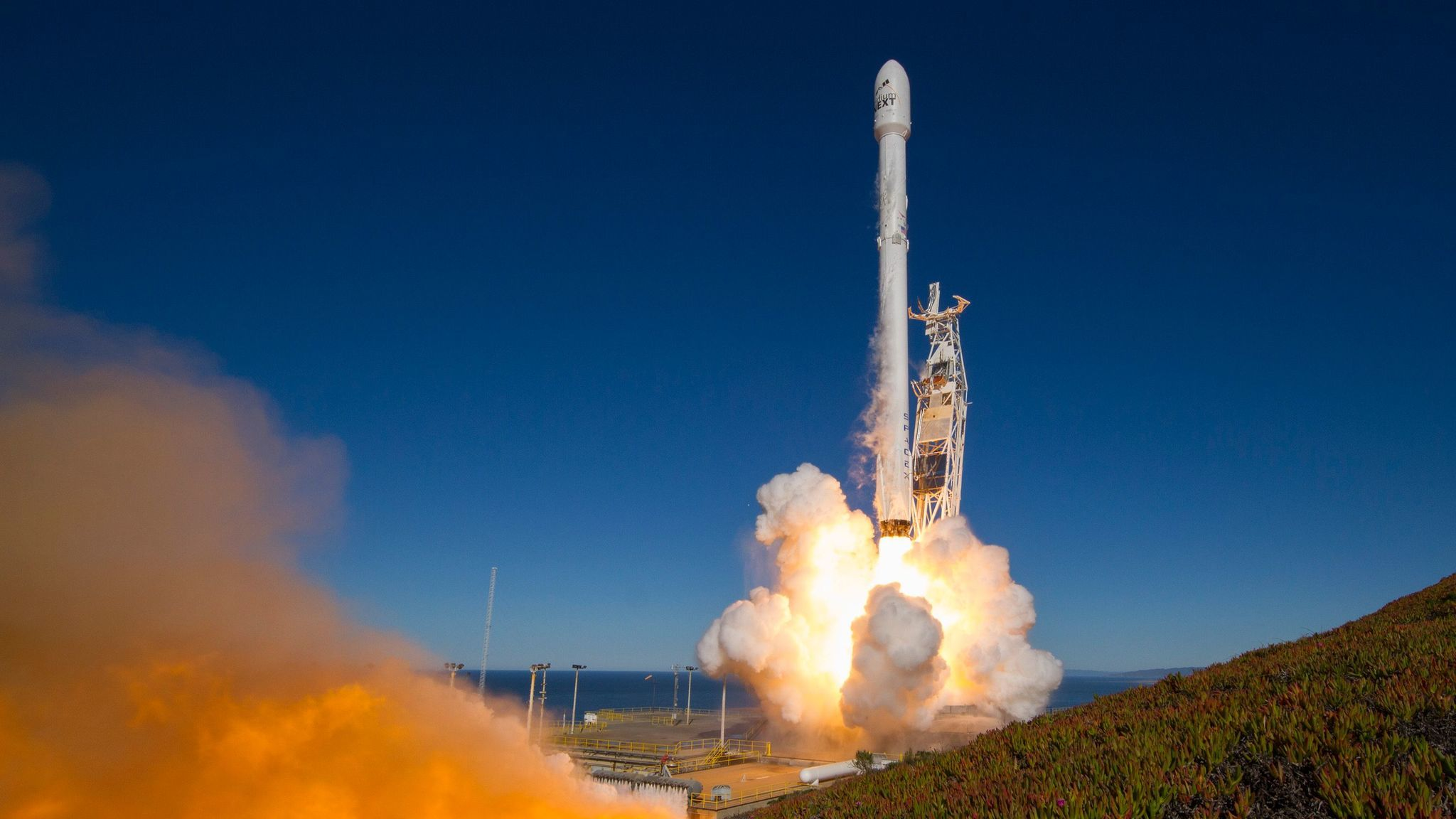 from its falcon heavy to reusing its rocket boosters spacex faces