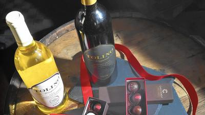 Lehigh Valley wineries offer a perfect match: Wine and chocolate