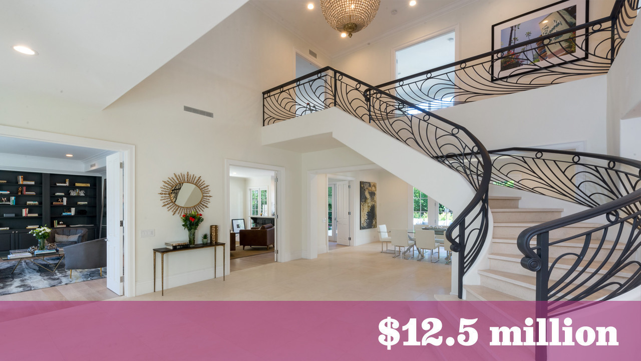 moroccan royal sells renovated beverly hills home for $12.5