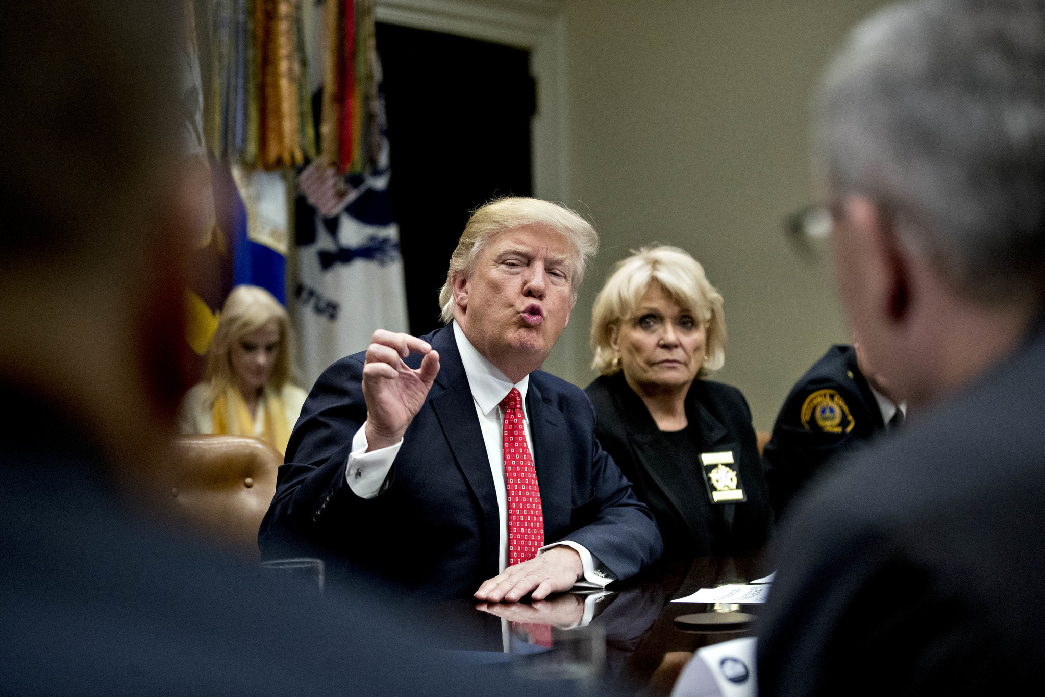 Fact check: Trump overstates national murder rate