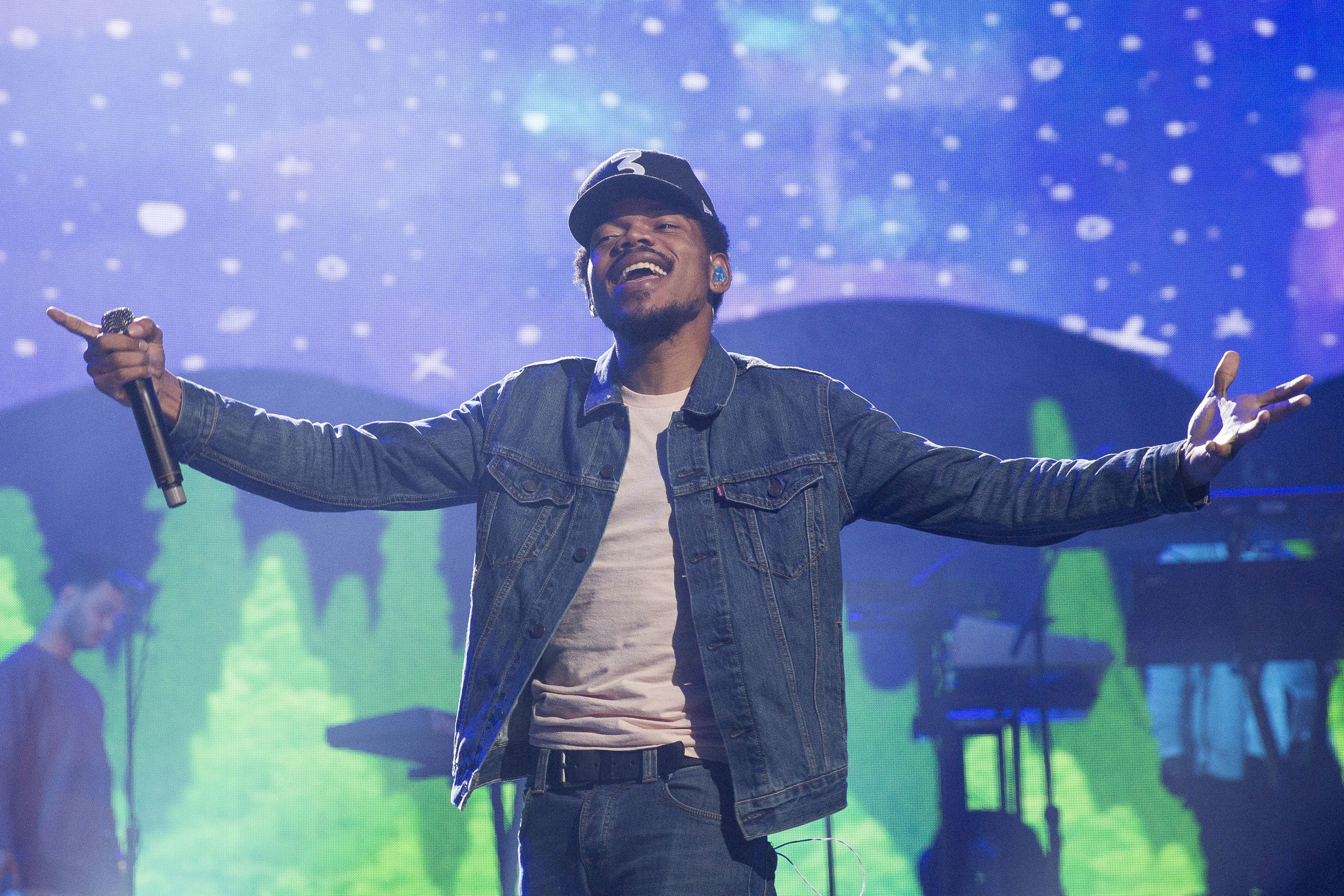 The coloring book chance the rapper itunes - Chance The Rapper S Lawyers Back In Court Over Child Support Days Before Grammys Chicago Tribune
