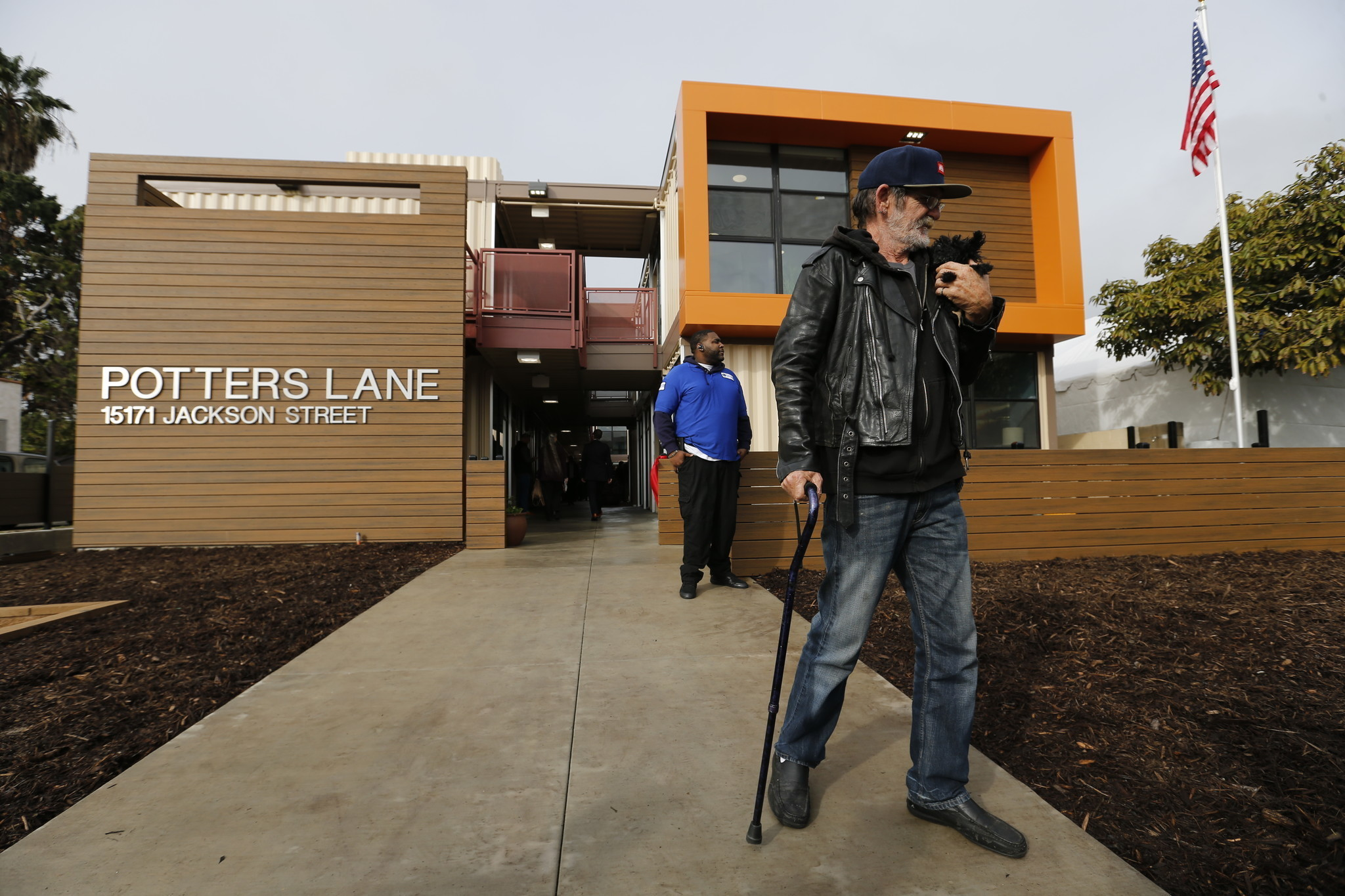 o.c. project that turns shipping containers into homeless housing