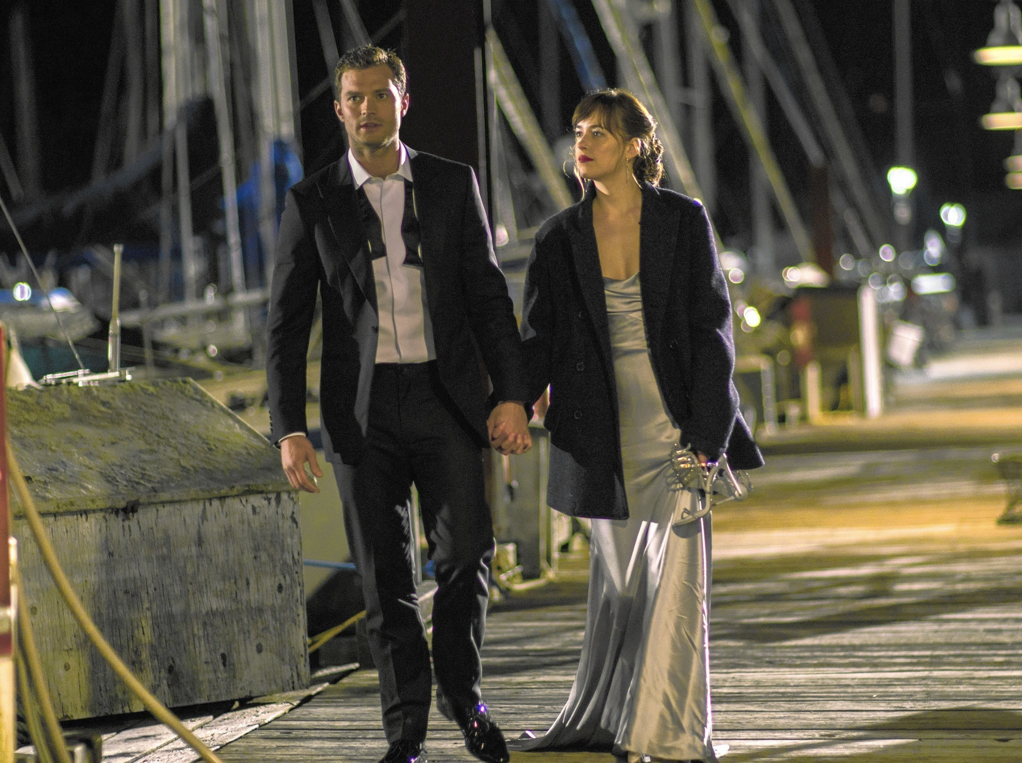 Fifty Shades Darker Review Christian And Anas Drippy Dull Saga