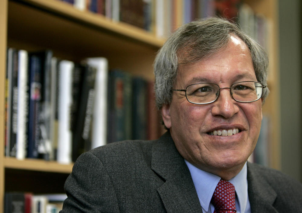 Erwin Chemerinsky in 2009. (Robert Lachman / Los Angeles Times)